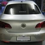 Silver VW