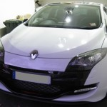 Paint Protection on a Renault